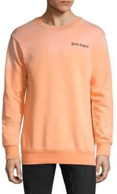 Palm Angels Graphic Crewneck Sweatshirt
