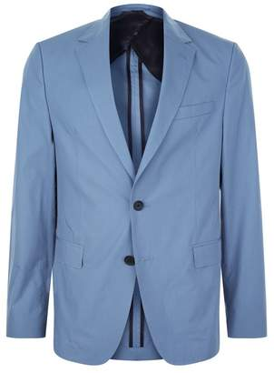 BOSS Tailored Stretch Cotton Blazer