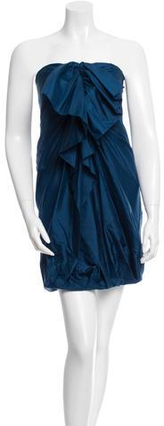3.1 Phillip Lim3.1 Phillip Lim Silk Ruffle-Trimmed Dress