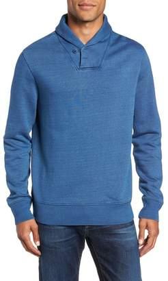 Goodlife Indigo Shawl Sweatshirt