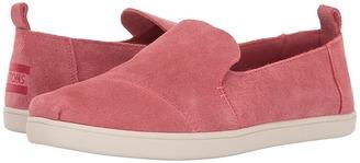 TOMS - Deconstructed Alpargata Women's Slip on Shoes $59 thestylecure.com