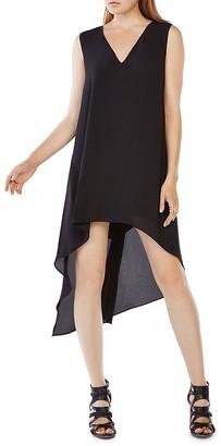 BCBGMAXAZRIA Shana High/Low Dress $198 thestylecure.com