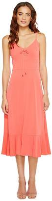MICHAEL Michael Kors Lacing Slip Dress Women's Dress