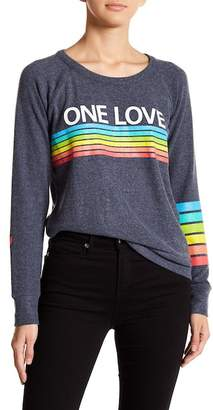 Chaser One Love Pullover