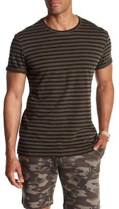 Slate & Stone Striped Short Sleeve Top