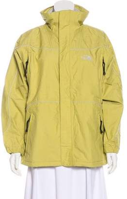 The North Face Fleece-Lined Zip-Up Jacket