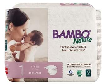 Bambo Nature Eco-Friendly Diapers