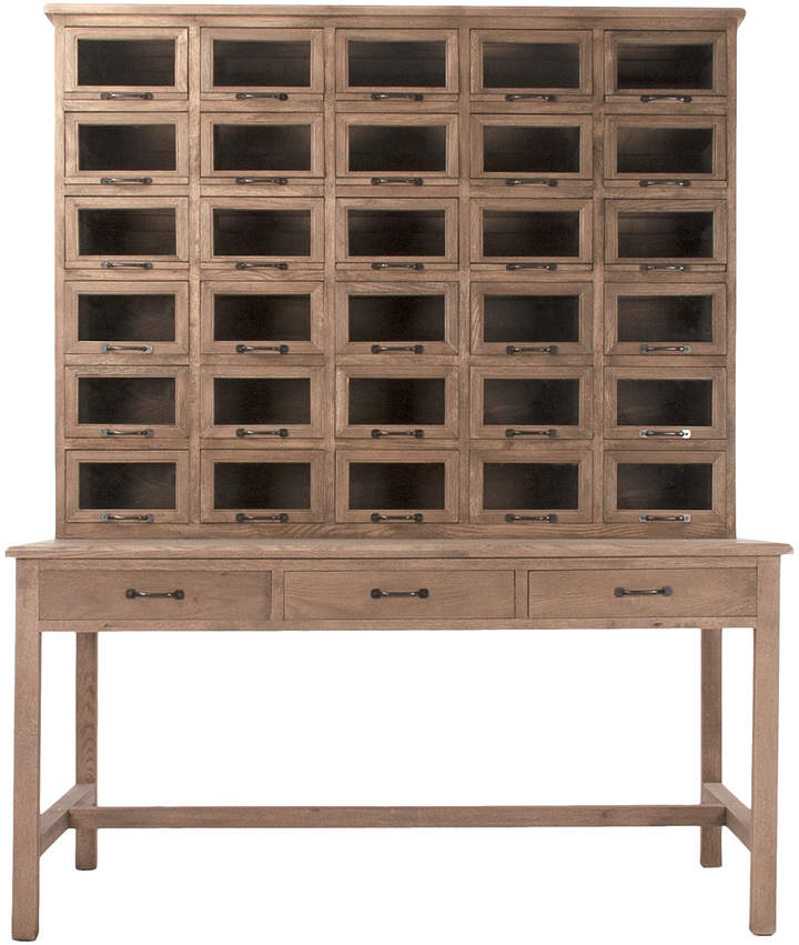 Natural Mog Cabinet & Table