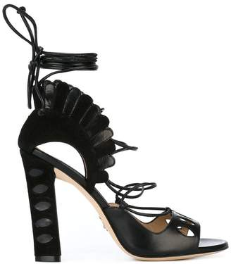 Paula Cademartori Lotus sandals