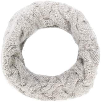 Fabiana Filippi knitted snood