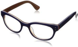 A.J. Morgan Unisex - Adult Grad School Round Sunglasses $24 thestylecure.com