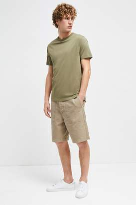 French Connenction Workwear Canvas Shorts