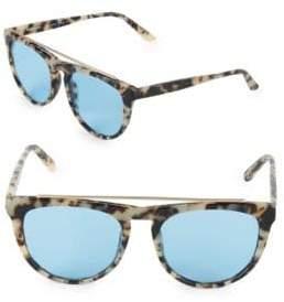 Road Runner 53MM Oval Sunglasses