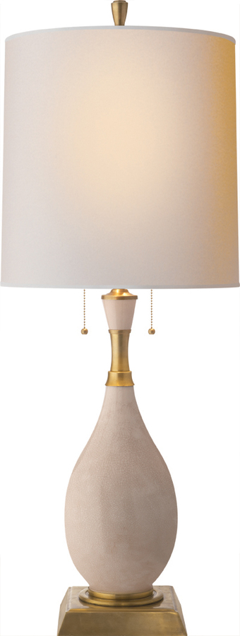 thomas o 39 brien tamaso small table lamp sold out. Black Bedroom Furniture Sets. Home Design Ideas