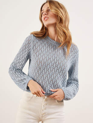 Reformation Rose Sweater