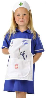 Time To Dress Up Personalised Nurse Costume