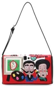 Tua Dali Gala Shoulder Bag