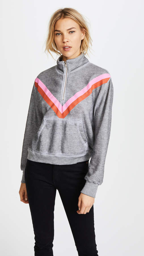 Sweetheart Track Stripe Jacket