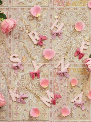 Maison de Fleur (メゾン ド フルール) - Maison de FLEUR イニシャルリボンチャーム メゾン ド フルール ファッショングッズ