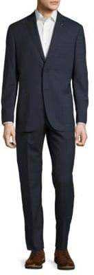 Michael Bastian Wool Buttoned Suit