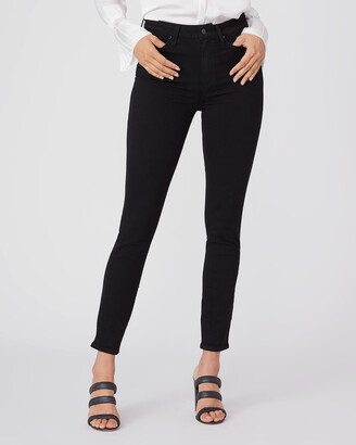 Paige MARGOT ANKLE-BLACK SHADOW