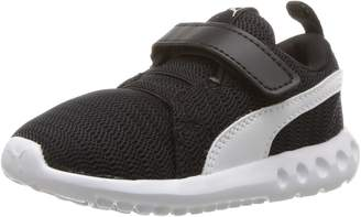 Puma Boy's Carson 2 V Inf Sneakers, Black White