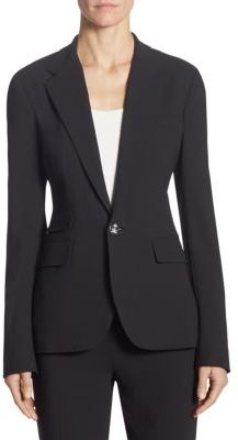 Ralph Lauren Collection Iconic Parker Cashmere Jacket $1,590 thestylecure.com