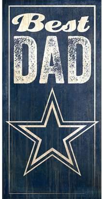 Kohl's Dallas Cowboys Best Dad Sign