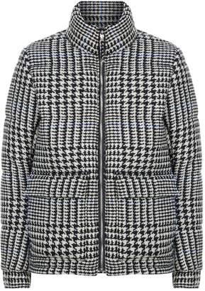 A Kind Of Guise Dunai Houndstooth Puffer Jacket