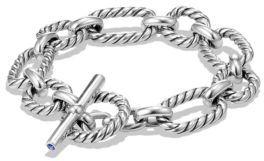 David Yurman Cushion Link Chain Bracelet $475 thestylecure.com