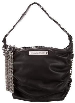Thomas Wylde Chain Handle Bag