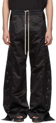 Rick Owens Black Pusher Trousers