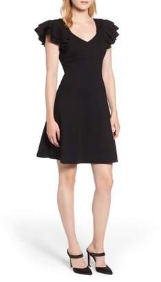 Elliatt Sicily Fit & Flare Dress