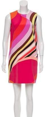 Emilio Pucci Silk Shift Dress