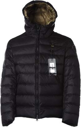 Blauer Black Ultra Light Down Jacket