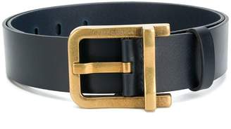 Dolce & Gabbana large buckled belt