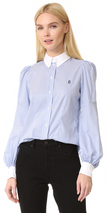 Marc Jacobs Marc Jacobs Button Down Blouse