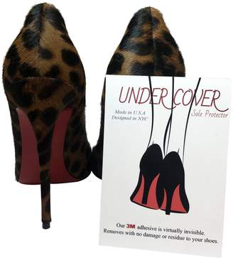 Christian Louboutin W4W Sole Protector for Heels - Protect your 3M Sticker