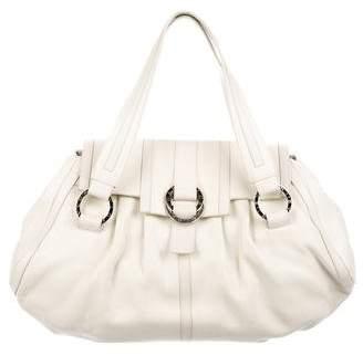 Bvlgari Chandra Leather Bag