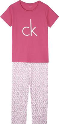 Calvin Klein Modern Cotton logo pyjamas