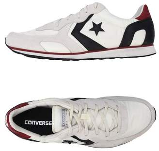 AUCKLAND RACER OX WRINKLE NYLON/SUEDE DISTRESSED - FOOTWEAR - Low-tops & sneakers Converse 0d2Hn