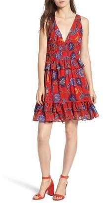 Rebecca Minkoff Lucille Floral Dress