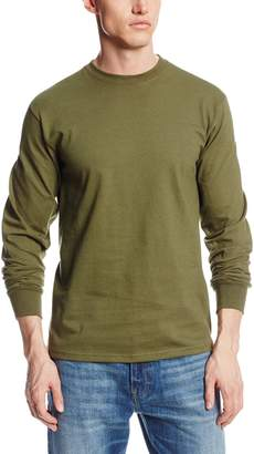 MJ Soffe Soffe Men's Long Sleeve Cotton T-Shirt