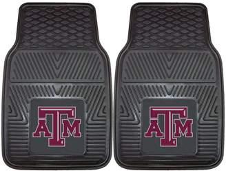 Fanmats FANMATS 2-pk. Texas A&M Aggies Car Floor Mats