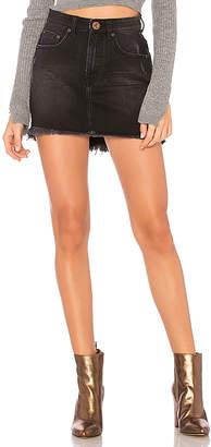 One Teaspoon 2020 High Waist Skirt.