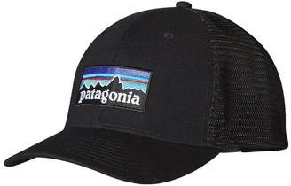Patagonia P-6 LoPro Trucker Hat $29 thestylecure.com