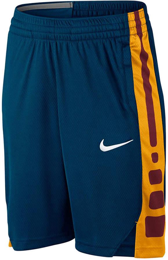 Dry-fit Elite Basketball Short, Big Boys
