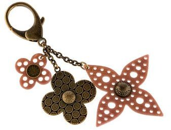 Louis Vuitton Louis Vuitton Rock Flower Bag Charm