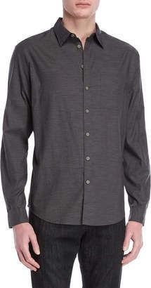 DKNY Chambray Woven Shirt
