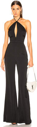 Alexis Naila Jumpsuit in Geo Black Print | FWRD